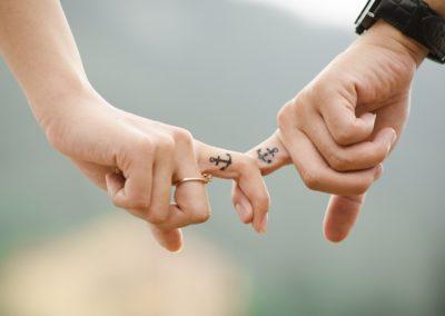 Thérapie conjugale centrée sur l'attachement.