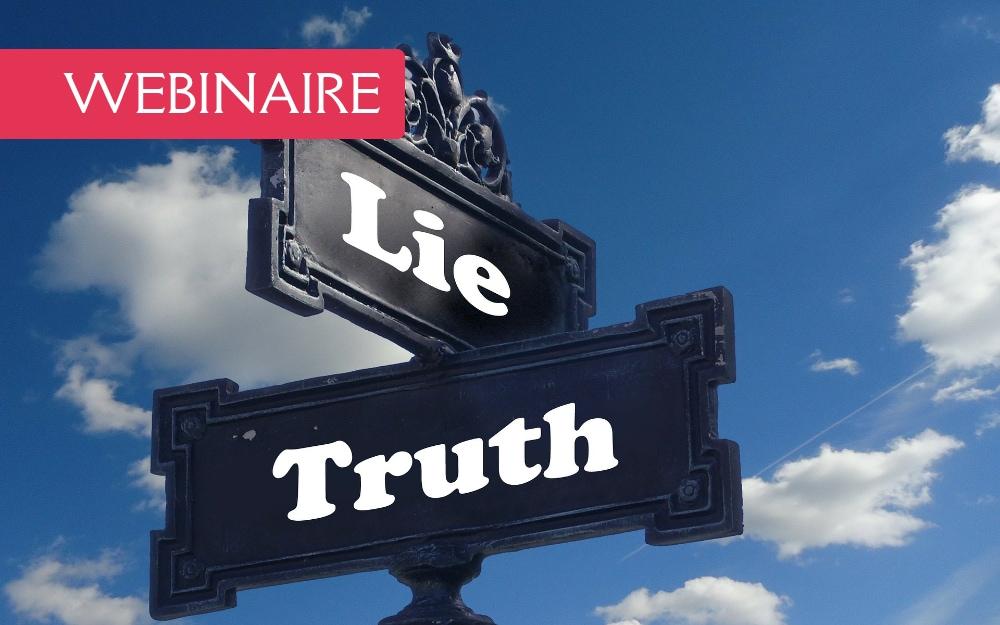 La vérité sur le mensonge. Que faire des mensonges en thérapie?