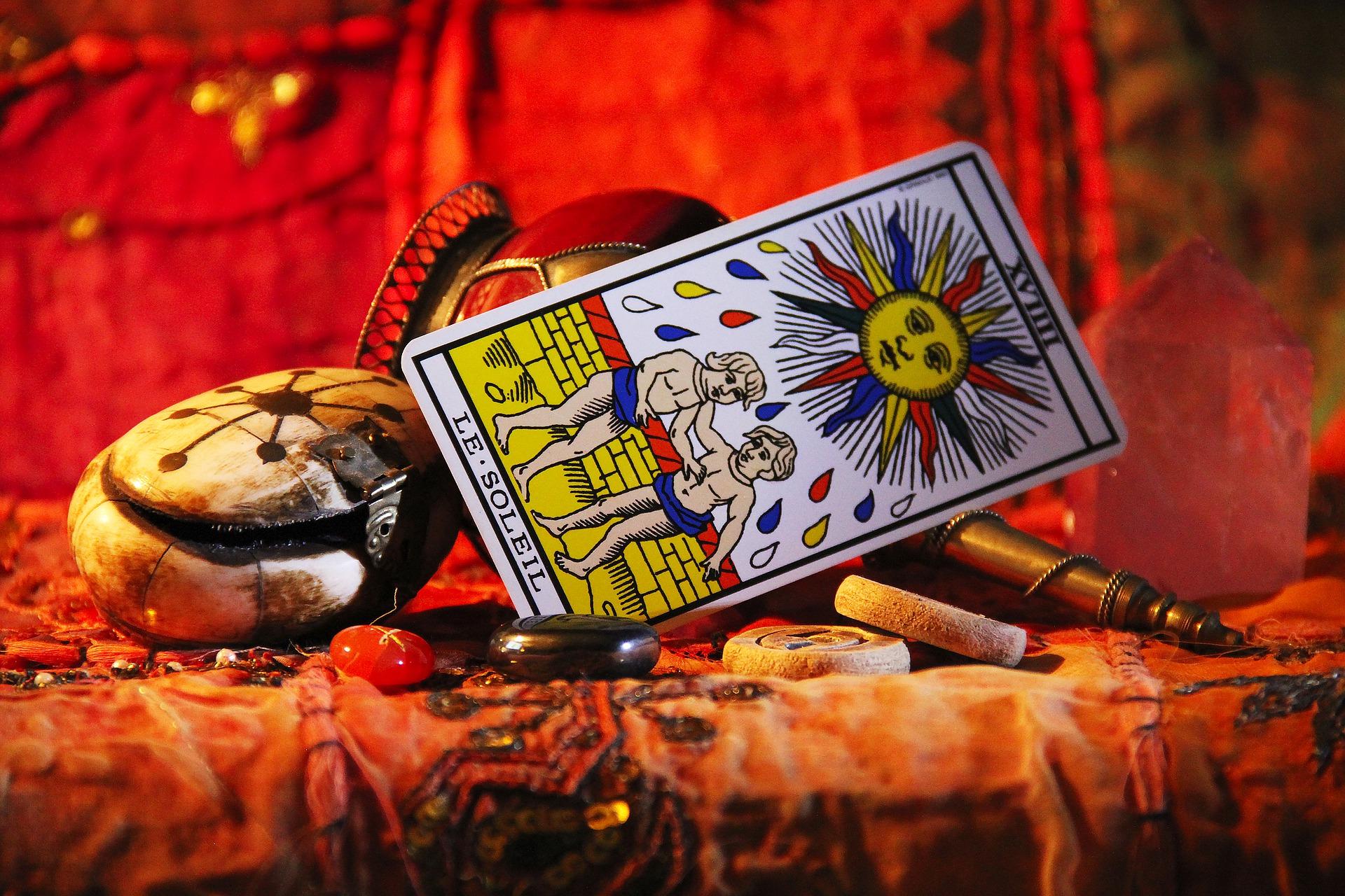 cartes tarrot